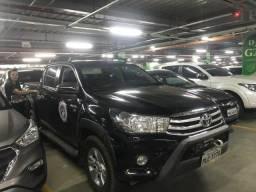 Toyota hilux srv 2.7 flex 4x4 2018 - 2018