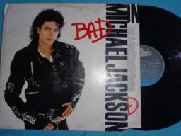 LP Michael Jackson- Bad