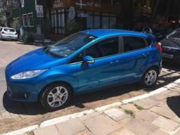 New Fiesta Hatch 1.6 2014 impecável - 2014