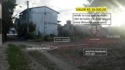 Vendo terreno, próximo a praia, na Ilha de Itaparica (Barra do Gil) R$ 18.000