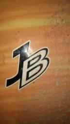 Prancha de surf funboard semi nova