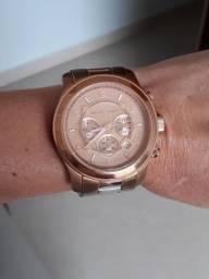 Relógio Michael kors usado! Original, tam do pulso 16cm
