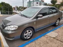 Vendo Corolla XEI Automático Couro 2006 - 2006