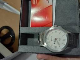 Só R$200,00. Relógio Séculos Masculino 5 ATM