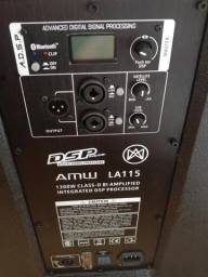Line array coluna AMW LA115
