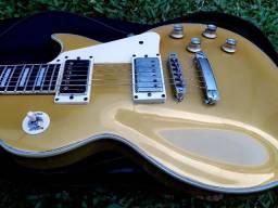 Vendo Guitarra Les Paul ou Troco por Viola (Parcelo no cartão, Leia a descrição)