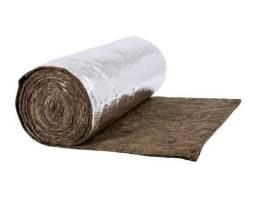 Lã de Rocha para Isolamento Térmico e Acústico
