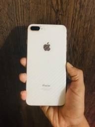IPhone 8 Plus Gold Rosé 64GB + nota fiscal