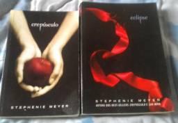 Livros Série Crepúsculo