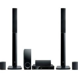 Home Theater LG 3D Blu-ray BH6430