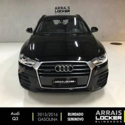 Audi q3 2015/2016 2.0 tfsi ambiente quattro 4p gasolina s tronic - 2016