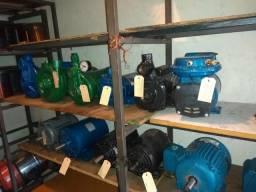 Motores elétricos Compra, venda e Manutenção