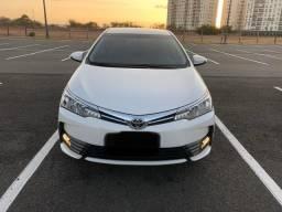 Corolla 18 XEI extra e revisado na Toyolex - 2018
