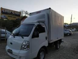 Kia Bongo 2500 no baú - 2011