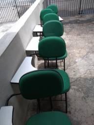 Cadeira Universitária com Porta Livros Injetada - USADAS