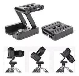 Cabeça Z Flex Pan & Tilt Para Dslr Canon Nikon Sony