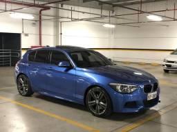 BMW 125i M Sport Azul Estoril - 2014