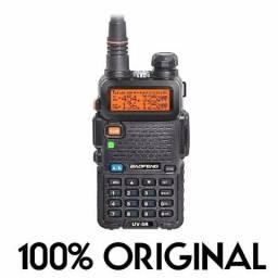 Rádio Ht Dual Band Uhf + Vhf Baofeng Uv-5r Rádio Ht Portátil
