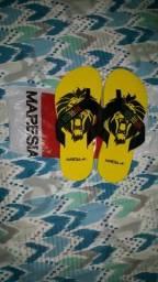 Vendo sandália original maresia