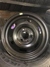 Roda de Ferro Renault kwid aro 14 Nova