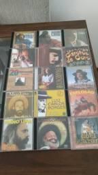 47 CDs em bom estado de música gaúcha
