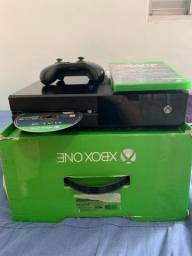 XBOX ONE+controle+jogos