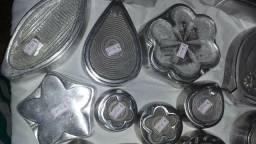 Peças em alumínio para flores em E.V.A
