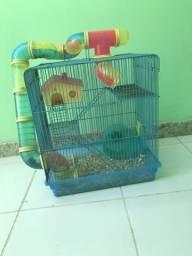 Gaiola de Hamsters grande