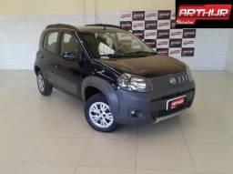 Fiat Uno Evo Way 1.0 11-12 Arthur Veiculos - 2012