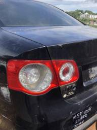 Sucata VW Jetta lanterna traseira (fora) LE