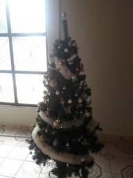 Árvore de natal completa!