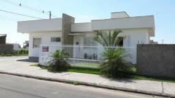 Casa de laje de esquina no bairro Cristo Rei em Jaguaruna