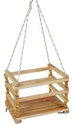Balanço Infantil de madeira