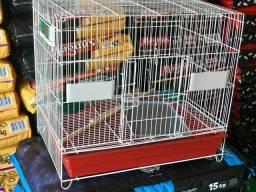 Gaiola papagaio entrega gratis somente em Arapongas aceito cartão