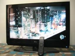 TV 26p Lcd Aoc, Conversor Digital Integrado ( 90 Dias de Garantia )
