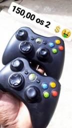 Controles de Xbox360
