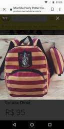 Vendo mochila harry potter