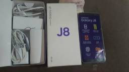 Samsung J8 64 GB de Memoria e 4GB de Ram