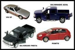 Lote miniatura de carros para coleção ou brinquedo
