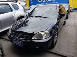 Civic lx 1.7 automático
