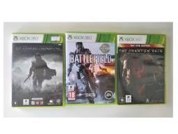 Jogos de video game xbox 360 e xbox one