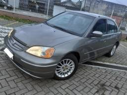 7.500 mil.Civic 2002 Completo, Funcionando, Documentado
