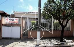 Casa à venda com 3 dormitórios em Fragata, Marilia cod:V3103