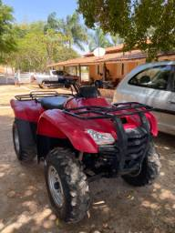 Quadriciclo Honda Fourtrax 420cc