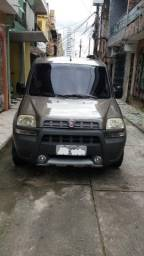 Fiat Doblo Adventure 1.8 Flex Locker 6 passageiros - 2009