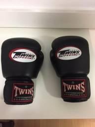 Luva Muay Thai/Boxe Twins