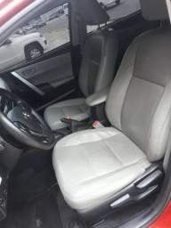Toyota corolla 2015 quitado licenciado completo de tudo nao troco - 2015