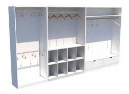Kit Closet Loja Armário Ou Colmeia Cabideiro Zap * comprar usado  São Paulo