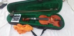 Violino giannini vendo ou faço rolo