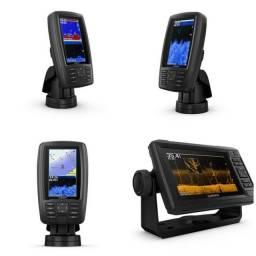 Sonares e GPS Garmin